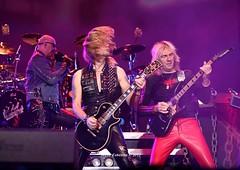 """Judas_Priest_13 (Manu Cabaleiro) Tags: madrid canon concert live concierto musical udo 5d ii"""" epitaph directo fotografía judaspriest halford blindguardian cabaleiro vistalegre """"mark tripton wwwmetalsympnonycom"""