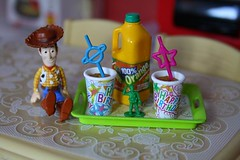 Re-ment Disney Toy Story Happy Birthday Party (*Peluche*) Tags: birthday party toy happy disney story rement