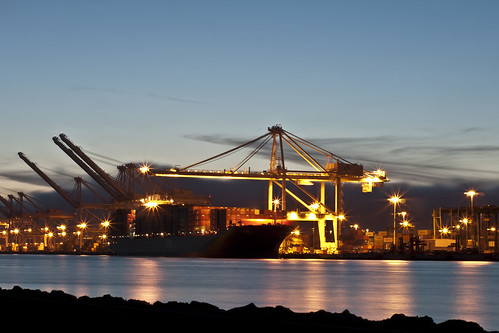 Port of Oakland