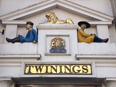 Twinings tea on Fleet street (London 2012) (paularps) Tags: travel holiday london vakantie flickr greenwich culture leisure 2012 reizen flickrcom destinations vakantiefotos adventuretravel paularps