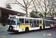 1982 MAN SG310 #2106 (busdude) Tags: man metro mark artic mclaughlin kingcountymetro sg310