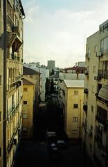 Rooftops (Kiril Strax) Tags: israel rooftops sunsetlight betweenbuildings rehovot