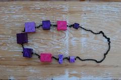 prove catalogo 015 (Basura di Valeria Leonardi) Tags: basura collane polistirolo reciclo cartadiriso riciclo provecatalogo