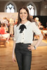 Melanie McCabe pictured at the ebay.ie fashion show at Smock Alley Theatre, part of the ebay.ie online fashion week. Photo: Anthony Woods.