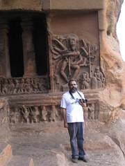 1103 (Nick_Z) Tags: karnataka hindu badami chalukya templesindia