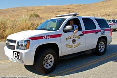 SJS Battalion 1 (YFD) Tags: california usa chevrolet canon fire ic action 911 tahoe sanjose firetruck chevy sjfd emergency firefighter ems firedepartment wildfire santaclaracounty battalionchief calfire eos7d incidentcommander countywildfire