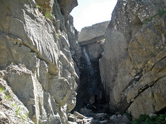 Escursionismo Laga - Il fosso di Ortanza