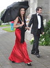 Karen Fitzpatrick and Guest The wedding of model Aoife Cogan and rugby star Gordon D'Arcy, held at St. Macartan's Cathedral Monaghan, Ireland