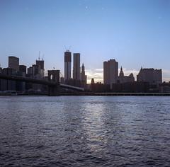 Downtime (DeShaun Craddock) Tags: newyorkcity brooklyn mediumformat landscape analogphotography filmphotography analoguephotography rolleiflexautomatmx rolleiflexautomatk4a rolleiflexautomattype4