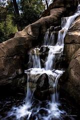 Waterfall (Monte Gurugu) (jmbarcia) Tags: espaa primavera water waterfall spring sevilla spain agua europa europe andalucia esp cascada semanasanta2012 jmbarcia