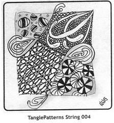 String Challenge 004 (Heather Hartwick Gladden) Tags: cack jetties mooka zentangle tanglepatterns nzeppel stringchallenge004