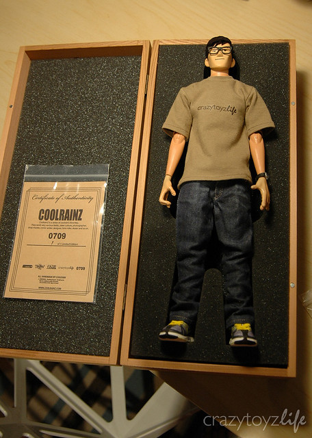 Coolrain 1/6 figures 0709