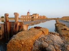 Saline Marsala Dam (Ste Cube) Tags: sunset tramonto mare sale dam sicily riflessi saline sicilia marsala ettore infersa