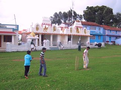 The Temple and the Playground (Prof. Shareef) Tags: ooty udhagamandalam nilgiris taminadu kotagiri kookkal