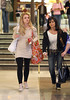 Singer Britney Spears leaving the Americana with her mother Lynne Irene