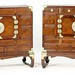 35. Pair of Southeast Asian Cabinets