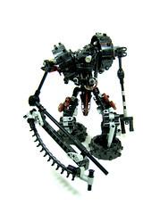 Jumber Lacky 2 (optimus-convoy) Tags: robot lego bionicle mecha reb herofactory