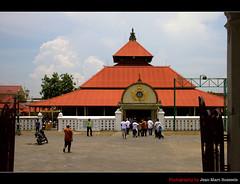 Mosque (jean-marc rosseels) Tags: street people colors architecture canon indonesia muslim mosque yogyakarta ramadan idulfitri canon7d jeanmarcrosseels