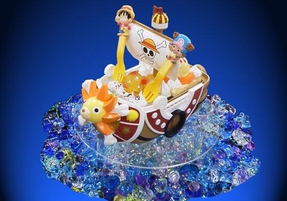 海賊王『千陽號蛋糕』第二彈~夢幻的甜點再度登場!