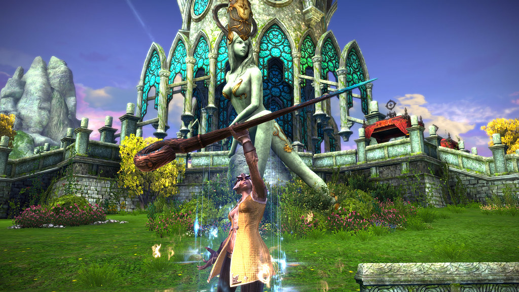 The World\'s most recently posted photos of arborea and weapon ...