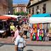 Qué ver Ribadesella: mercado semanal de los miércoles