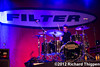 Filter @ The Fillmore Charlotte, Charlotte, NC - 07-31-12