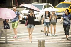 lifeinthehigh30s 1 (matteroffact) Tags: shanghai china asia heat heatwave celcius fahrenheit hot temperature summer umbrella hell hades street puxi jing an jingan district humid nikon d800 d800e andrew rochfort andrewrochfort matteroffact shade sweat