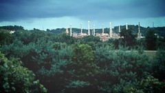 oil & gas plant (brown_theo) Tags: scio ohio oil natural gas fracking plant