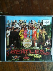 Sgt Peppers Lonely Hearts Club Band by The Beatles (People, Places & Things) Tags: music cds thebeatles
