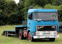 E949 OEX (Nivek.Old.Gold) Tags: 1987 erf e10 tractor unit 10000cc stepframe trailer cummins 290 10litre