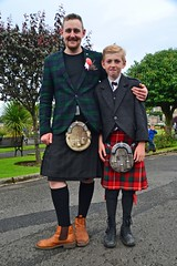 (Zak355) Tags: butehighlandgames rothesay 2016 isleofbute highlandgames scotland scottish tartan kilts shinty pipeband