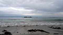 The beginning of the world (patrick_milan) Tags: colors landscape sea mer iroise water saintpabu beach plage eau vagues