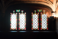 Ancient stained glass (quinet) Tags: 2014 belgium bruges glasmalerei stainedglass vitrail antwerp flanders