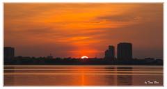 SHF_3403_Sunset (Tuan Ru) Tags: 1dmarkiii 14mm 100mm 135mm 1d 1dx 2016 2470mm 50mm 70200mm canon canon1d canoneos1dmarkiii canoneos1dx sunset honghn westlake hty hanoi tuanrau tuan ru