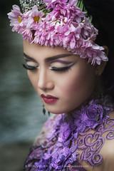 Violet Spirit (AYOK Zone) Tags: ebc fujinon canon 5d mark ii beauty