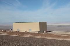 Atenna assembly hangar (Tomek Mrugalski) Tags: alma astronomy atacama chile facility operation osf radioastronomy support