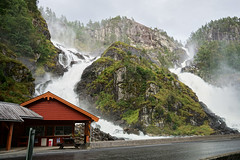 waterfalls (talbluk) Tags: travel explore odda travelling hitchhiking exploring experience norway ilce6000 sony trip girlfriend wiew landscape north polar circle nature trekking hiking