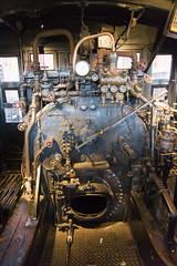 DUG_6841r (crobart) Tags: clinchfield 1 steam engine bo railroad museum railway baltimore train locomotive