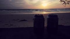 Looking forward for this again.  #Sunset #coldbeer #waves #islandlife #friends #chill #roadtrip #love #puravida #hardlife (Daniella Han) Tags: puravida islandlife sunset love roadtrip coldbeer waves chill hardlife friends