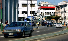 Nissan Sunny 1990 | Valparaso, Chile (RiveraNotario) Tags: nissan nissansunny cars autos carspotting chile valparaiso