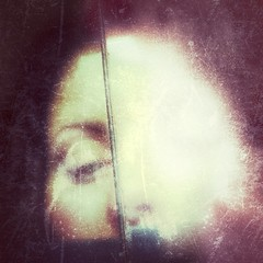 Mirror mirror (salbunaras) Tags: buzzed selfie portrait night asimmetry experiments mirror
