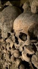 WP_20150925_12_22_46_Pro (pinka_bell) Tags: paris catacomben tod totenkopf knochen