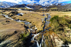0S1A3306enthuse (Steve Daggar) Tags: ranfurly newzealand winter mountains stream snowcappedmountains