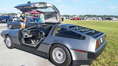 DeLorean (Michel Curi) Tags: tampa tampabay davisisland fl florida lovefl dupontregistry carsandcoffee peterknightairport delorean backtothefuture cars auto automobile coches vehculos vehicle automvil carros car voiture automobiel transportation transport classiccars vintageautomobiles antique old vehculosclsicos