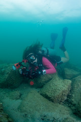 se3500_IMG_1123 (OKANO14) Tags: hong kong scuba diving