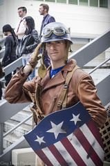 Marvel Meet-up (Greg Larro Photography) Tags: dragoncon2016 dragoncon 2016 marvel comics studios disney cosplay captain america capt steve rogers first avenger avengers