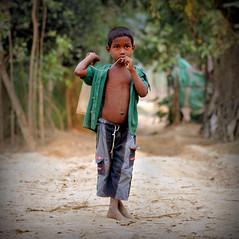 those amazing eyes (press & pleasure - pap) Tags: childhood child children bangladesh bangladeshi southasianlife street southasia