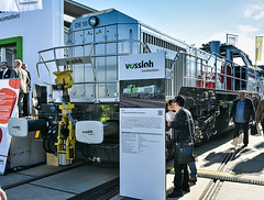 Innotrans2016_6 (Rolls-Royce Power Systems AG) Tags: mtu innotrans rollsroyce power systems rail bahn locomotive engine powerpack