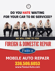 Favour Automotive Repair (punchysites) Tags: favour automotive repair mechanic car shop greensboro north carolina