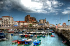 CASTRO URDIALES (faustoreinosa) Tags: day cloudy mygearandme